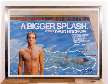 A Bigger Splash (עותק משוחזר)