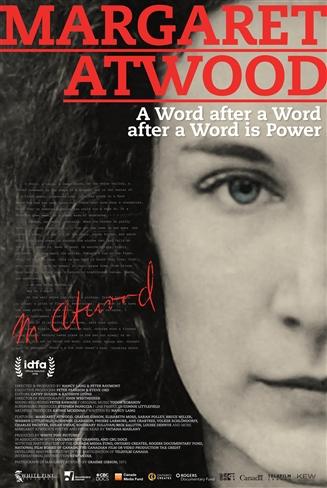 מרגרט אטווד: מילים הן כוח